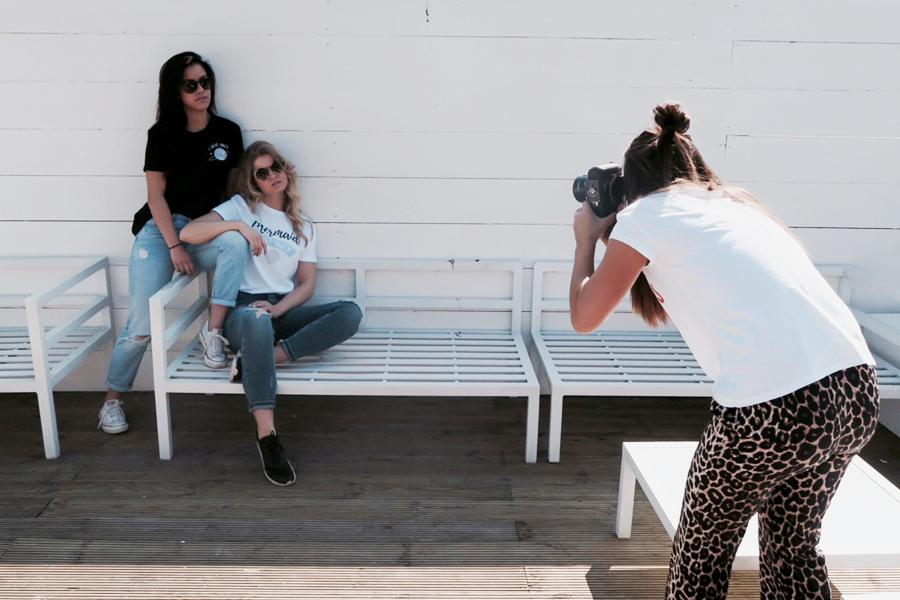 Behind the scenes: fotoshoot (+video!)