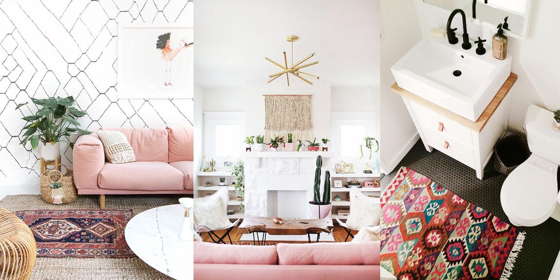 Interior goals: kleurrijke interieur inspiratie