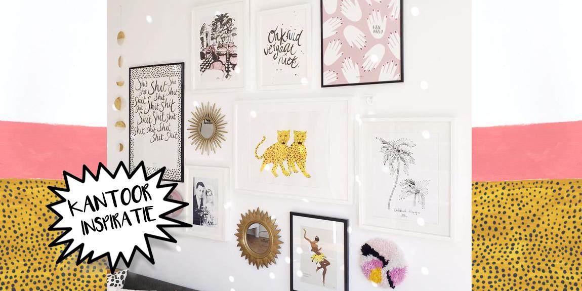 5 items die je wil hebben in jouw home office
